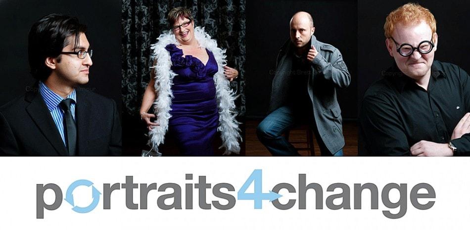 Portraits4Change-Calgary