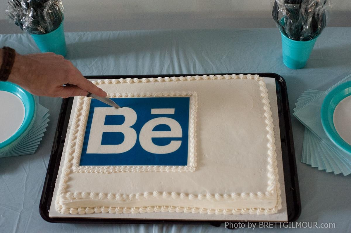 Behance-portfolio-review-cake