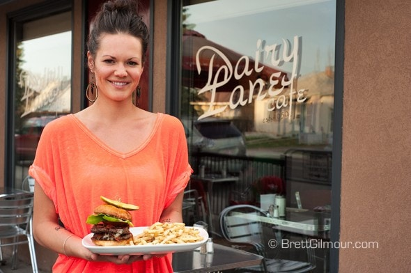 #YYC Burger Week 2013 Dairy Lane