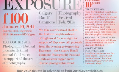 f100 exposure photography festival