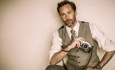 Photographer Brett Gilmour