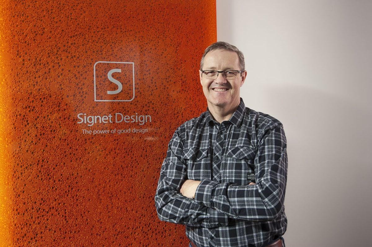 personal branding photography of grahic designer Kirk Seton