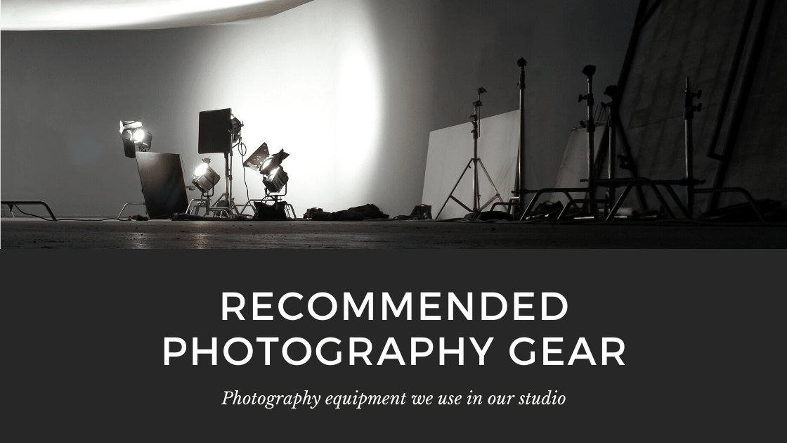 Recommended Photography Gear