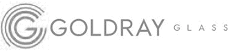 review of architectural product photographer Brett Gilmour and Goldray Glass logo.